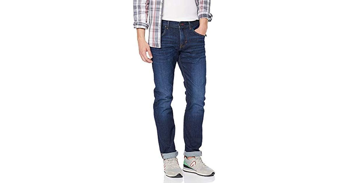 2b7ae618 Tommy Hilfiger 's Straight Denton Str Mason Blue Jeans in Blue for Men -  Lyst