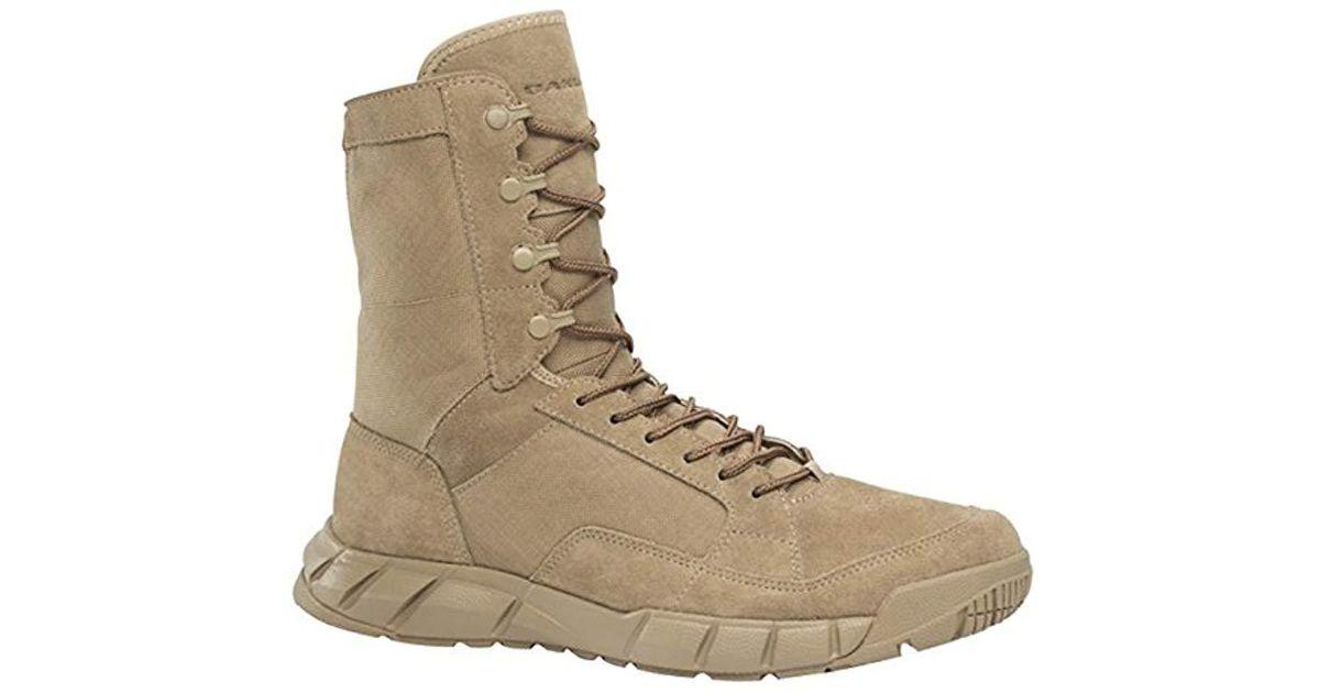 b5aafa1b686 Oakley - Natural S 11188-751-8-a Light Assault Boot 2 for Men - Lyst