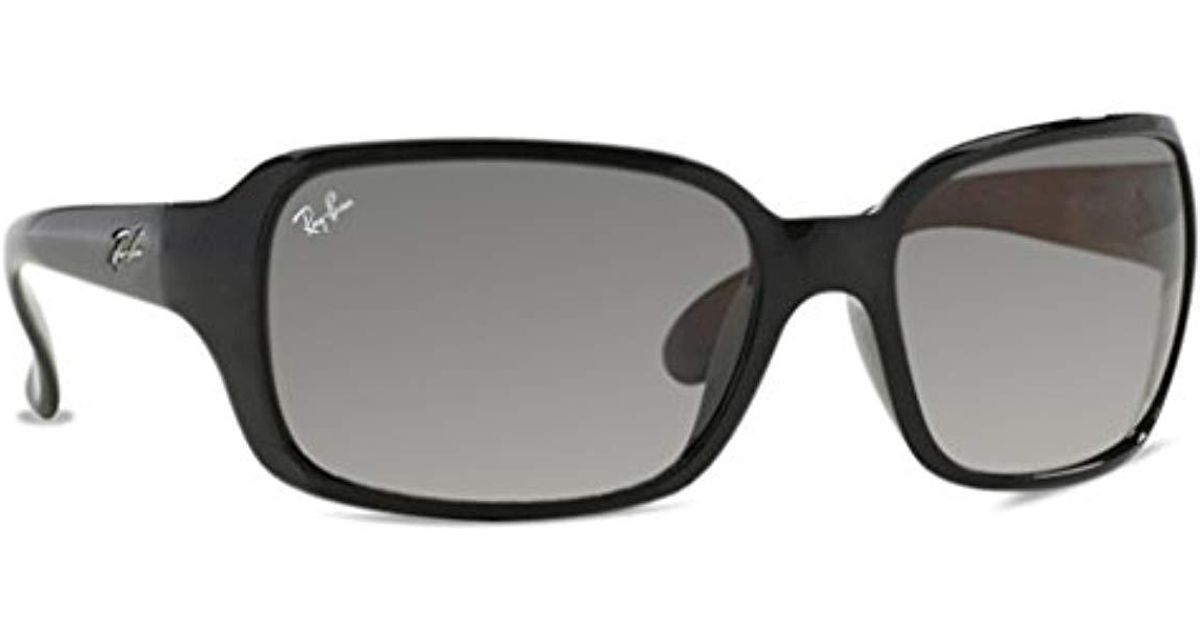 922bb60d68 Ray-Ban Sunglasses Rb4068 in Black - Lyst