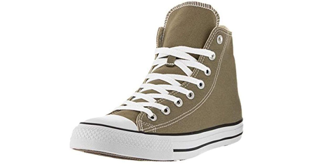058499ad7f0953 Converse Unisex Adults  Chuck Taylor All Star Hi Gymnastics Shoes - Save  58% - Lyst