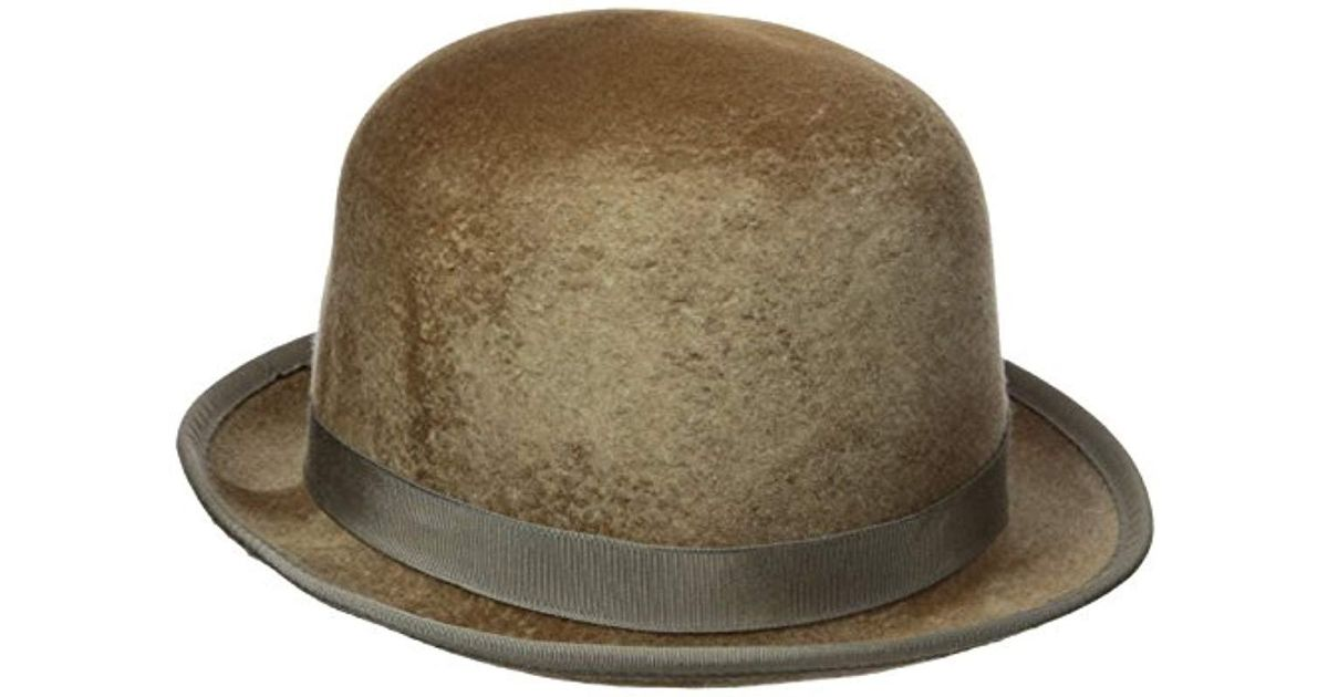 Lyst - Kangol Aged Bowler in Green for Men - Save 34% bb75561b59a0