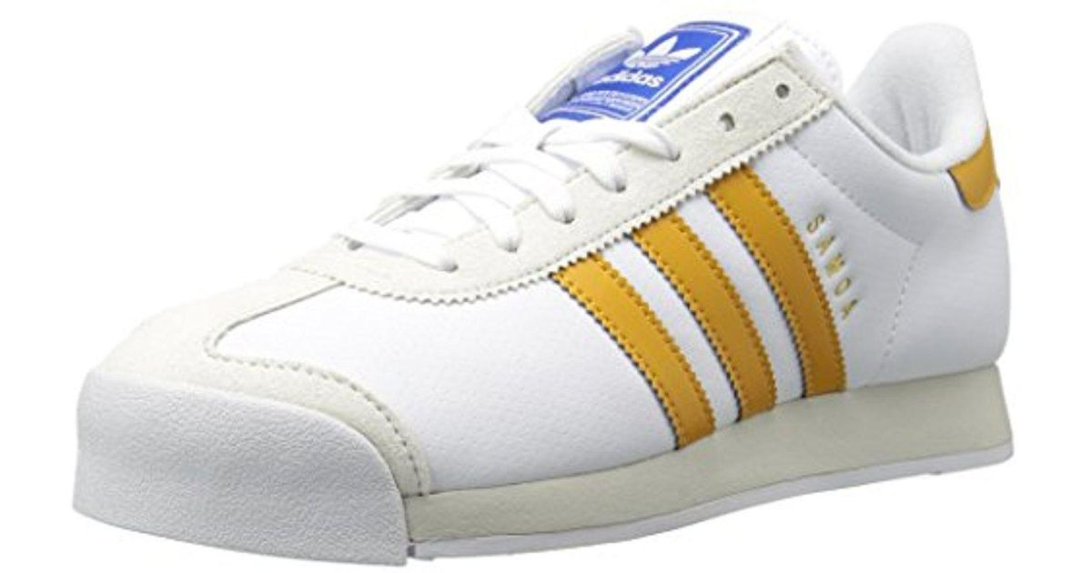 a15bcc599a06 Lyst - adidas Originals Samoa in White for Men