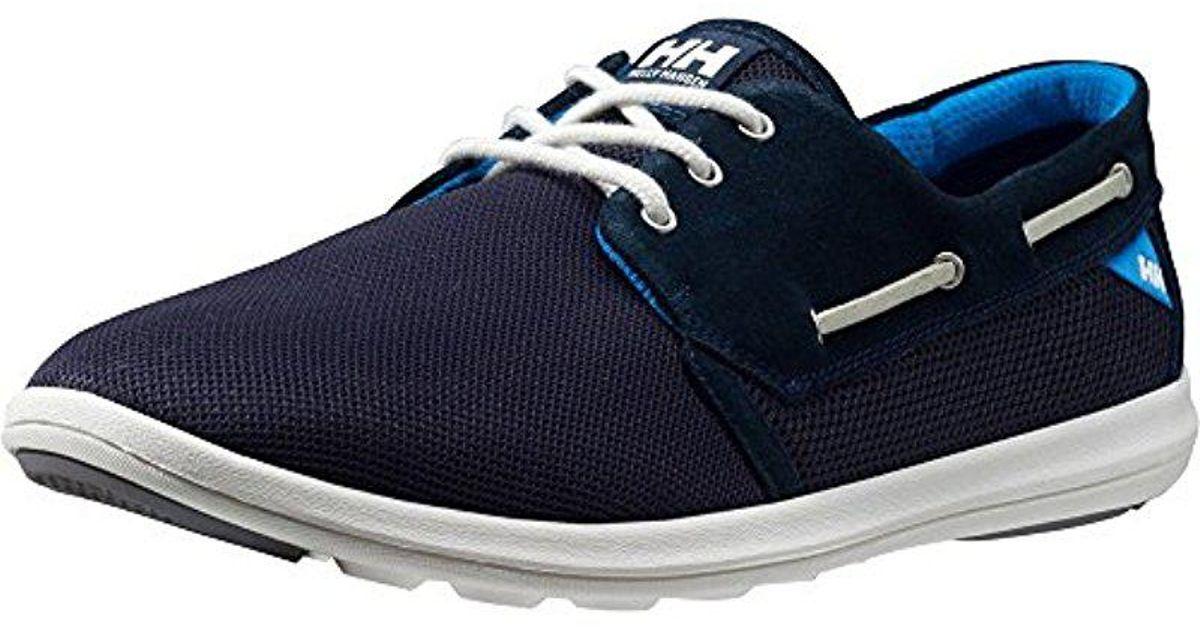 Mens Lillesand Boat Shoes Helly Hansen VZYrq5oj