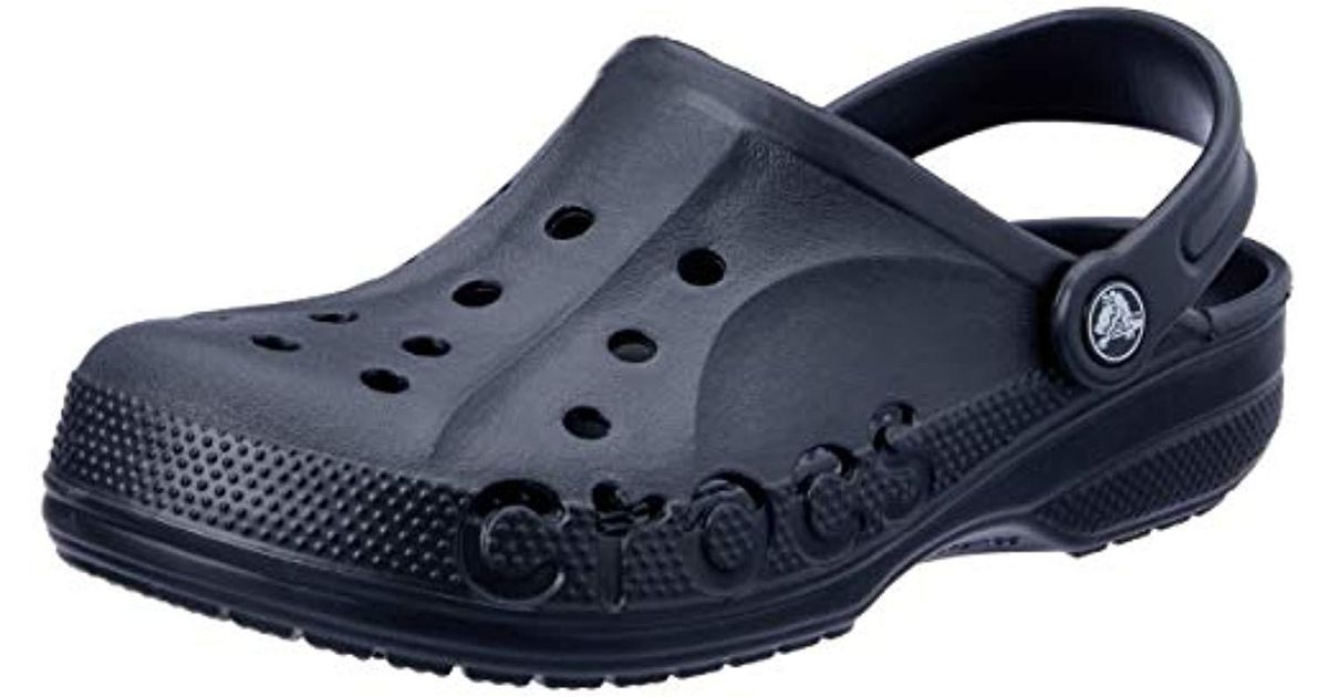 a41c1e53c Crocs™ Unisex s Baya Clogs Adults in Black for Men - Save 36% - Lyst