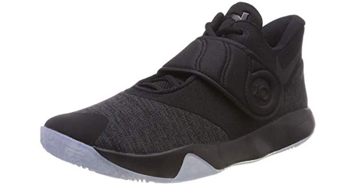 0d4b0a5d1c55 Nike  s Kd Trey 5 Vi Low-top Sneakers in Black for Men - Lyst