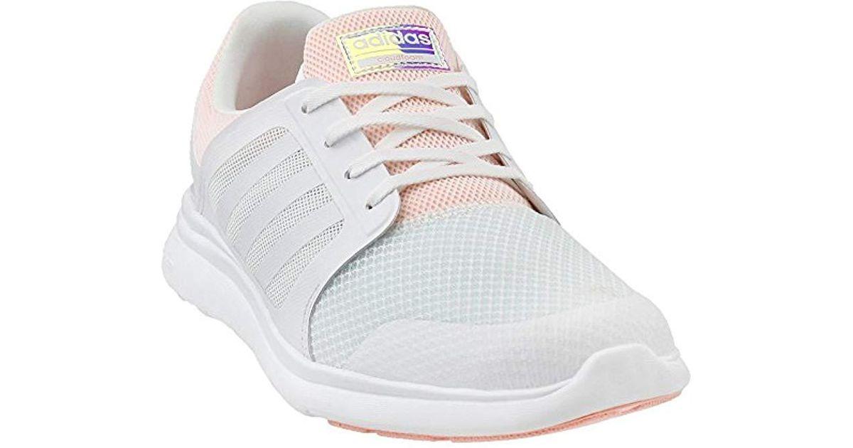 on sale f935c 6e7e0 Lyst - adidas Cloudfoam Xpression W Running Shoe in White