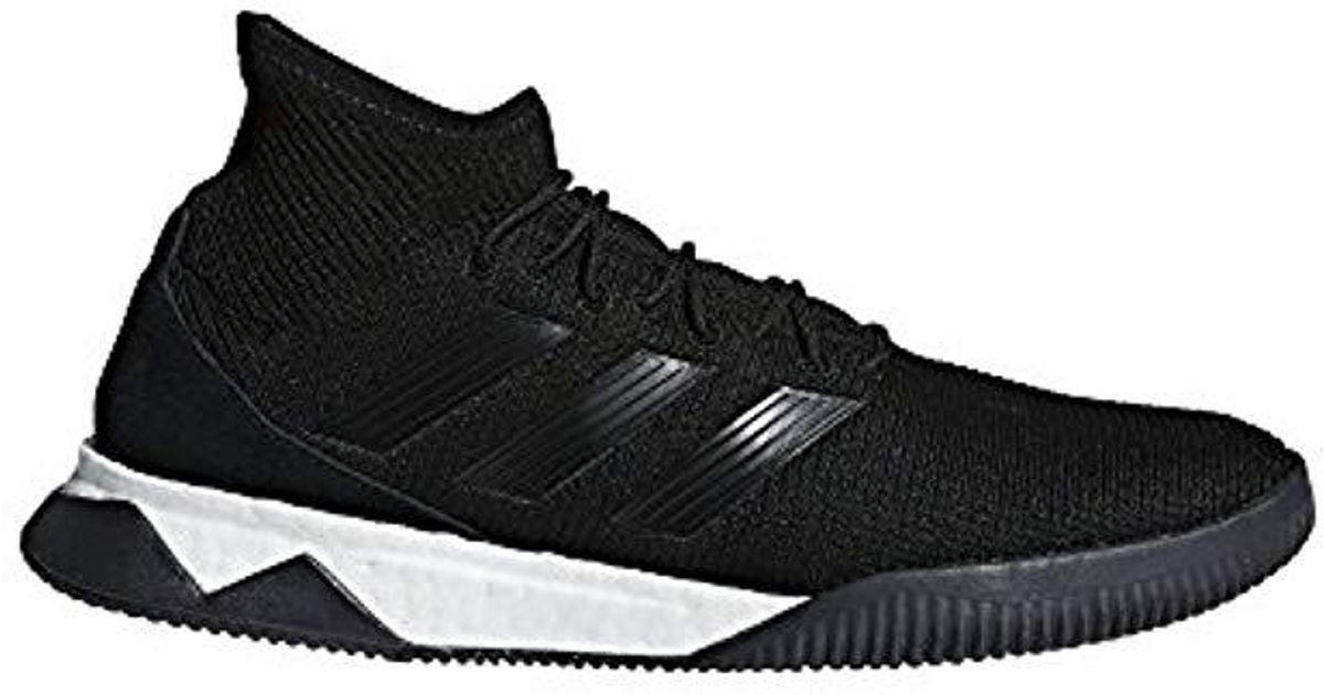 a7518395b adidas Predator Tango 18.1 Tr Futsal Shoes in Black for Men - Lyst