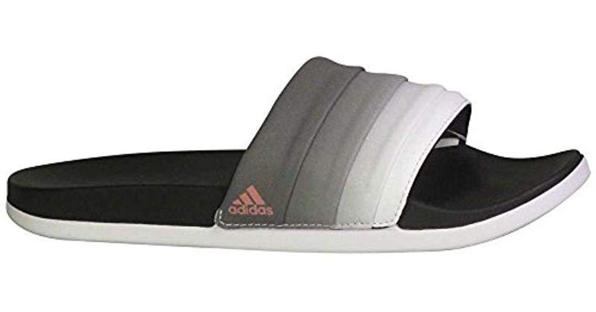5e1761fd9a672 ... Lyst Adidas Adilette Cf Armad Athletic Slide Sandals Save 3  030303030303031