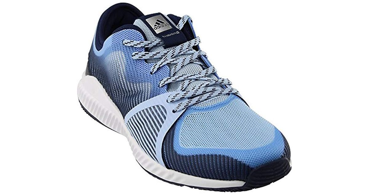 Lyst - Adidas Crazytrain Bounce Cross-trainer Shoes in Blue for Men 134b7fd21