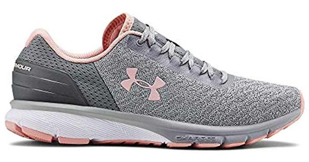 0c401a8eb Under Armour Charged Escape 2 Running Shoe in Gray - Save 6% - Lyst