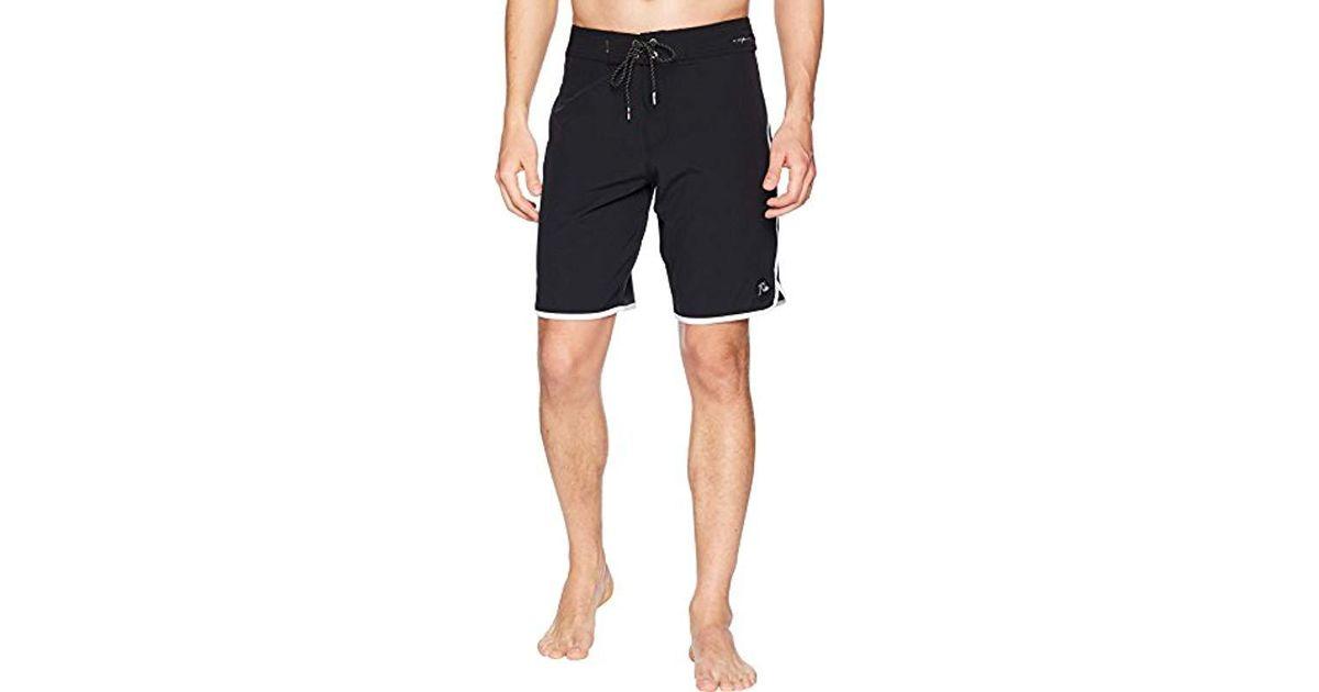 Lyst - Quiksilver Highline Scallop 20 Boardshort Swim Trunk in Black for  Men - Save 15.384615384615387% b2d287579f