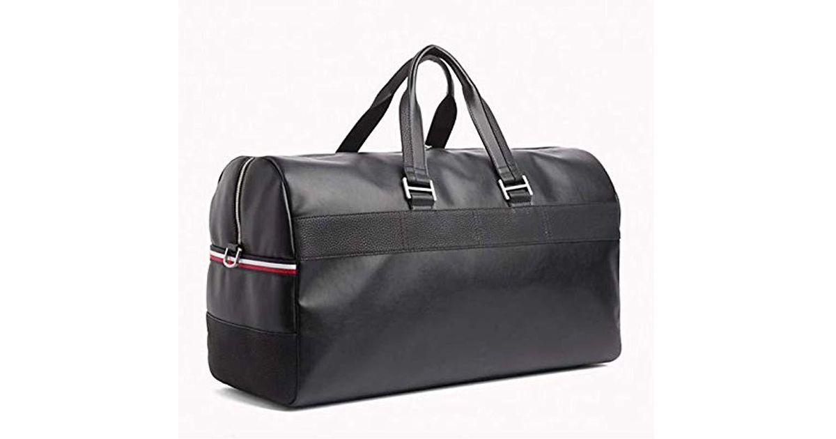 Th Business Weekender, cartable homme, Noir (Black), 25x33x56 cm (B x H T) Tommy Hilfiger pour homme