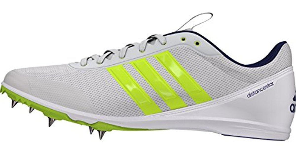 ca79736666a69 Running Spikes Distancestar Adidas Shoes W Lyst With AZPfnS