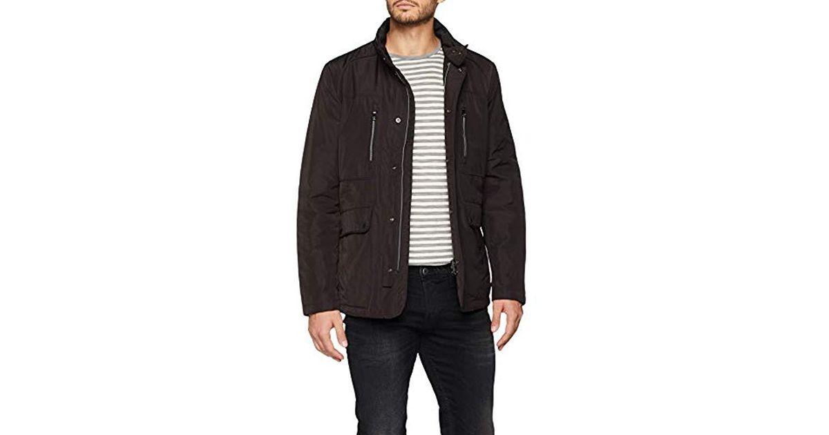 Geox Black M Renny Jacket for men