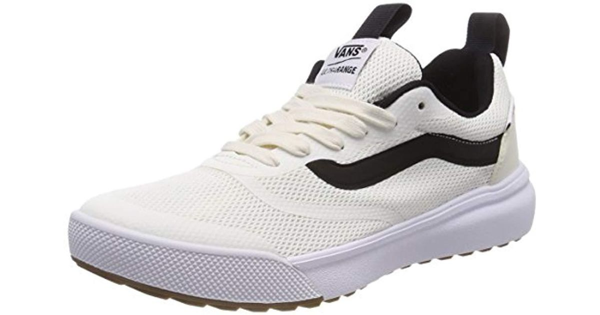 438f90367b1 Vans Unisex Adults  Ultrarange Rapidweld Trainers in White for Men - Save  7% - Lyst