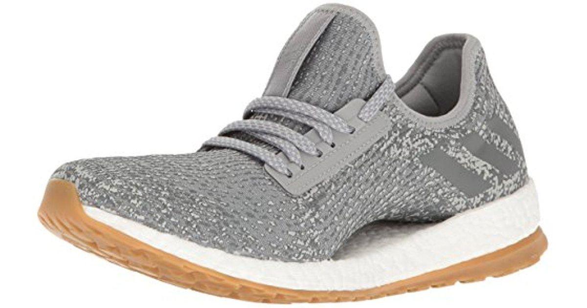 4d3b9f778 Lyst - adidas Pureboost X Atr Running Shoe in Gray adidas pure boost x atr  running