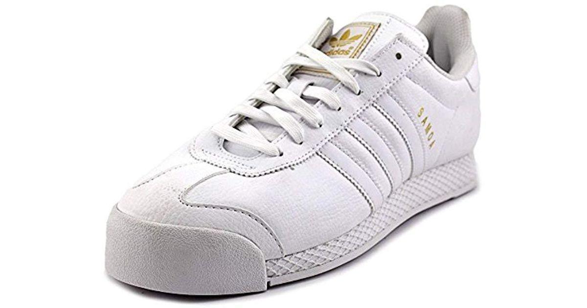 060ba1a58330 Lyst - adidas Samoa in White for Men
