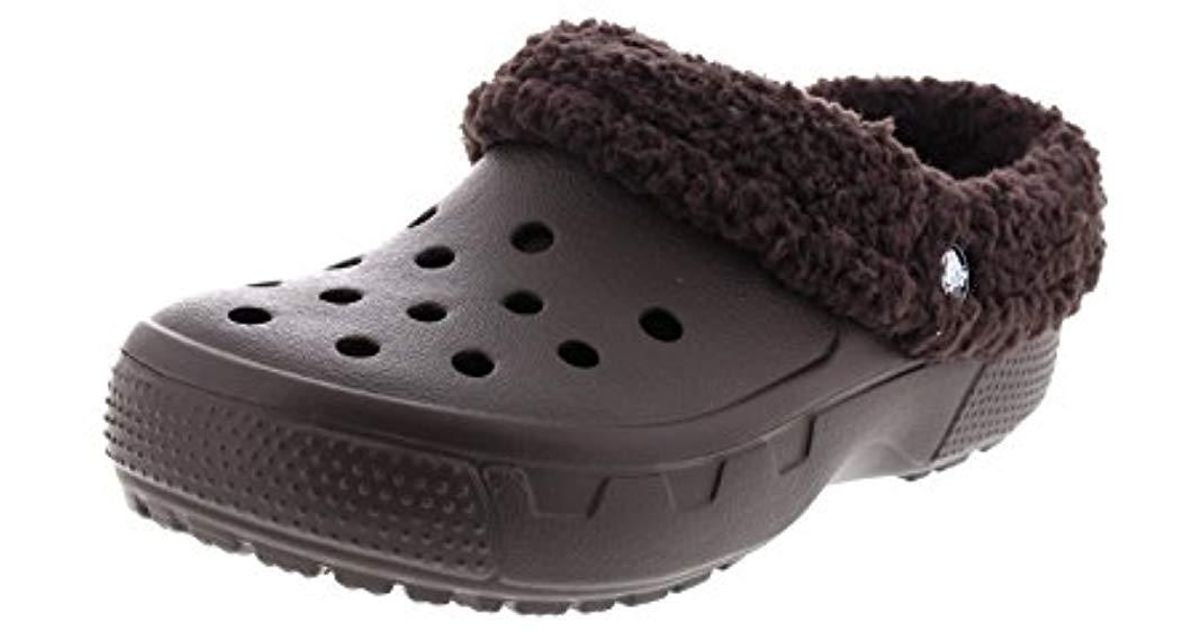 5683423008 Crocs™ Mammoth Evo, Unisex-adults' Clogs in Brown - Lyst