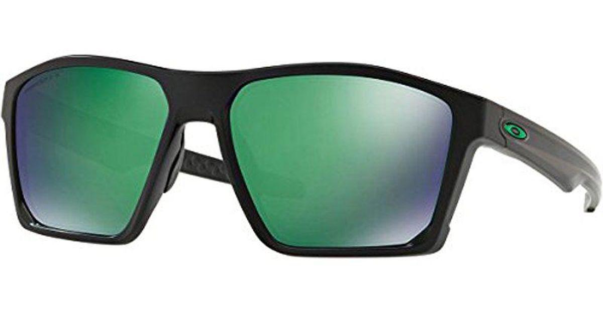 4ac1f1da242 Lyst - Oakley Targetline Prizm Polarized Sunglasses in Black for Men
