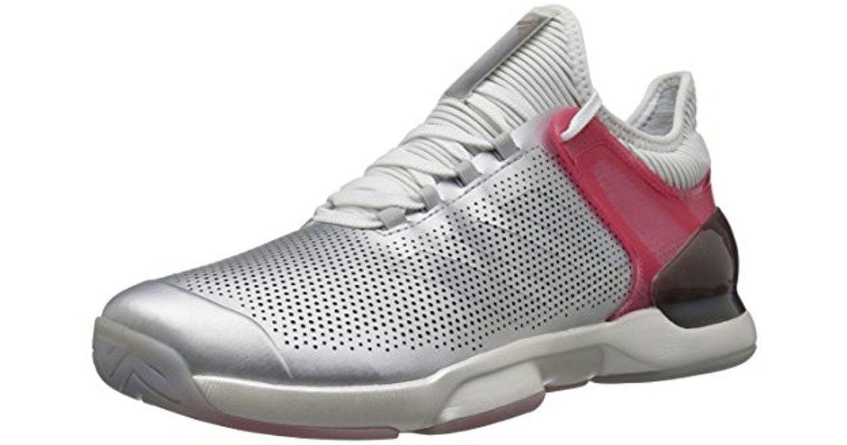 fb39cc511 Lyst - adidas Adizero Ubersonic 2 Ltd Tennis Shoe for Men