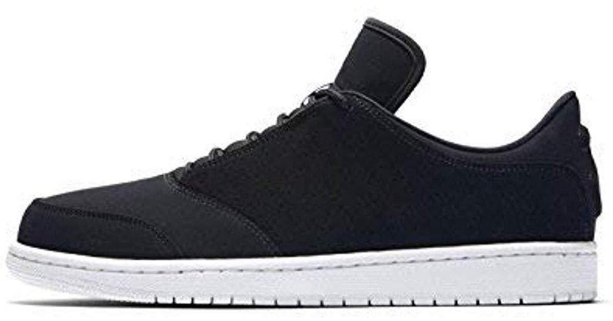 best sale amazing price super popular Nike Jordan 1 Flight 5 Low Shoes in Black for Men - Lyst