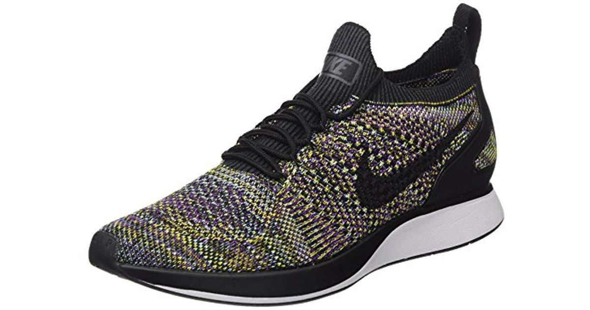 bed118134df1 Nike Air Zoom Mariah Flyknit Racer Gymnastics Shoes in Black for Men - Lyst