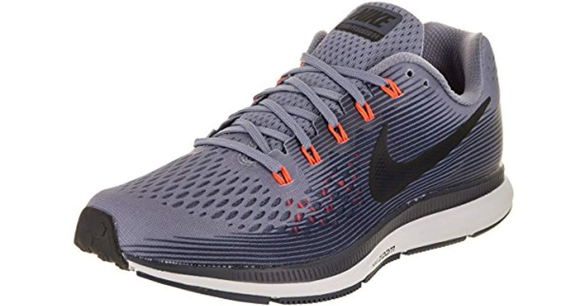 e577afba8f685f Nike   s Air Zoom Pegasus 34 Running Shoes in Blue for Men - Lyst