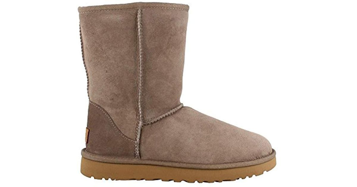 663950d72a1 Lyst - Ugg Classic Short Ii Boot in Brown - Save 30.188679245283012%