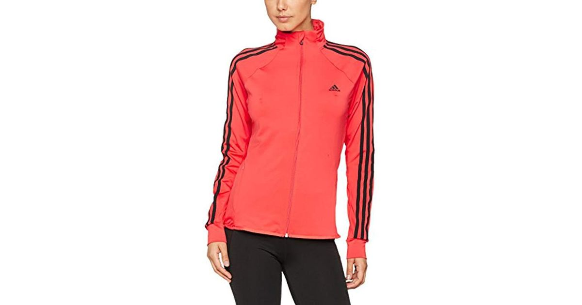 Lyst D2m Pink In Adidas Tracktop Sweatshirt OZiuPkX
