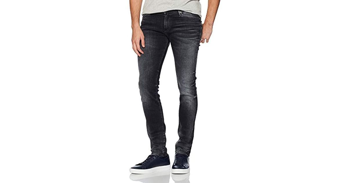 05e5f042c Tommy Hilfiger Tommy Jeans Original Simon Extreme Skinny Fit Jeans Dynamic  Stretch for Men - Lyst