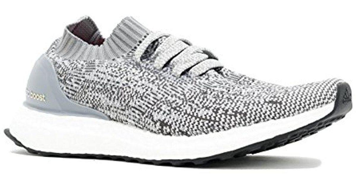 82a3f23f9ae ... switzerland lyst adidas originals adidas performance ultraboost uncaged  w running shoe in gray a2d26 dd317 ...