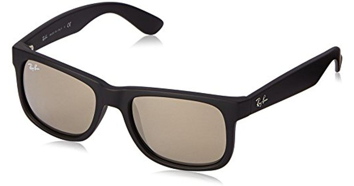 ca3ccde93bd Lyst - Ray-Ban Justin Square
