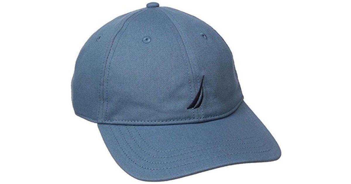 fa2670e2827e5e Lyst - Nautica J-class Hat in Blue for Men