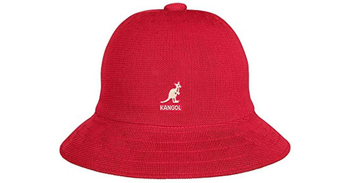 8e940ffaf80 Lyst - Kangol Tropic Casual in Red for Men