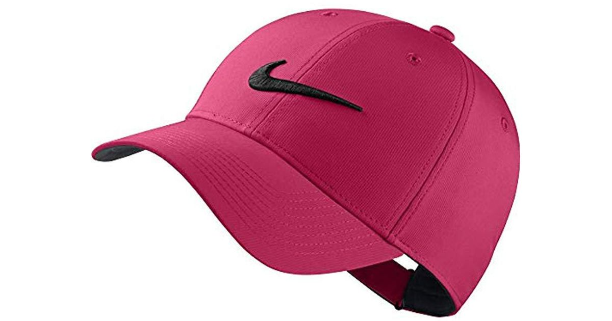 Nike Baseball Cap in Pink for Men - Lyst 607b6e2e8ae