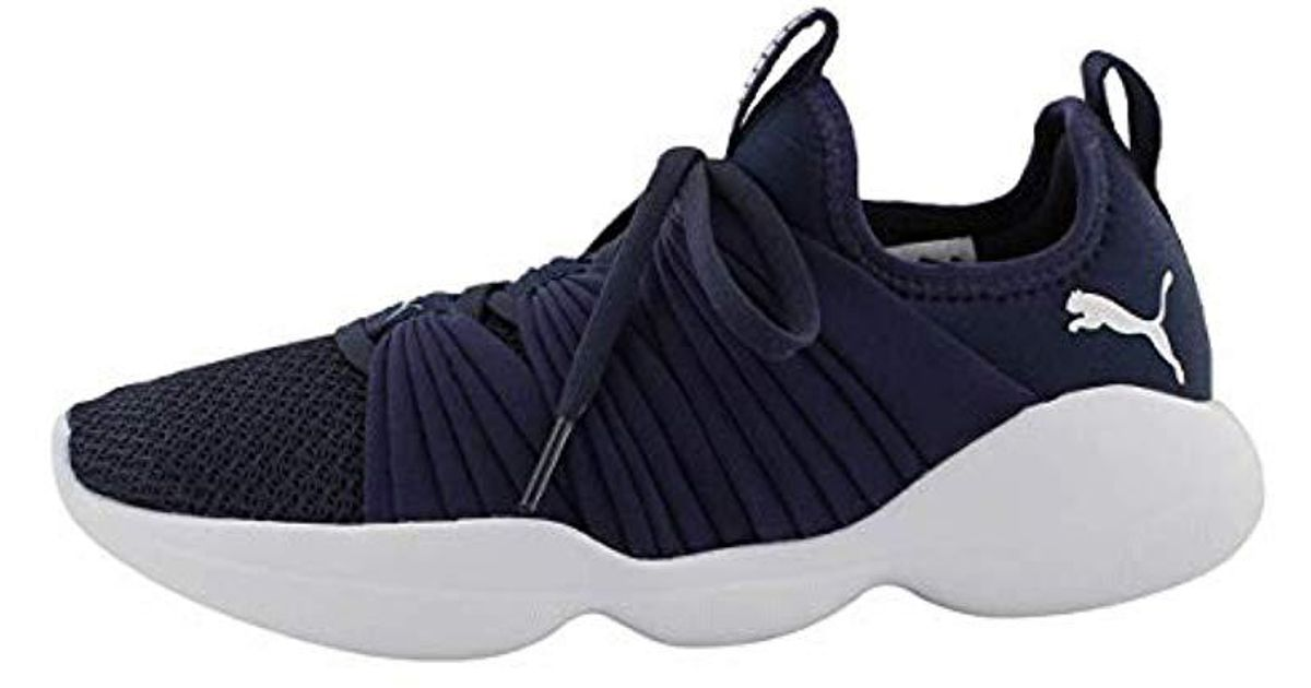 74cd2e1c359 Lyst - PUMA Flourish Sneaker in Blue