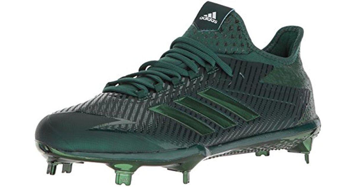 b09a2f7e15a2ea Lyst - adidas Performance Adizero Afterburner 4 in Green for Men - Save 53%