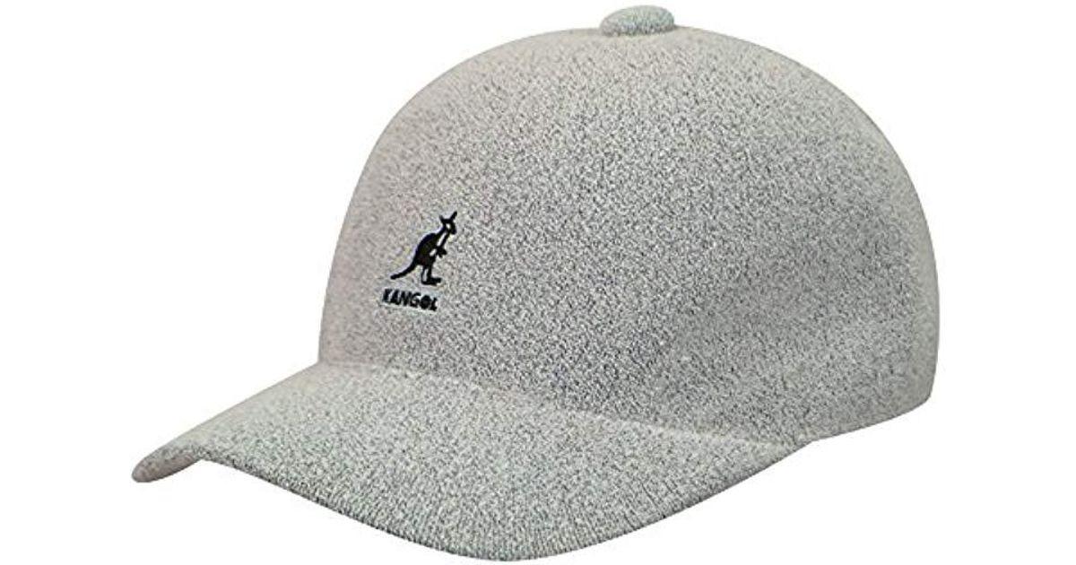15e713ae6 Lyst - Kangol Bermuda Spacecap in Gray for Men