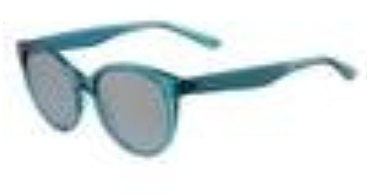 baf84375f172c Lyst - Lacoste L831s Oval Sunglasses in Green