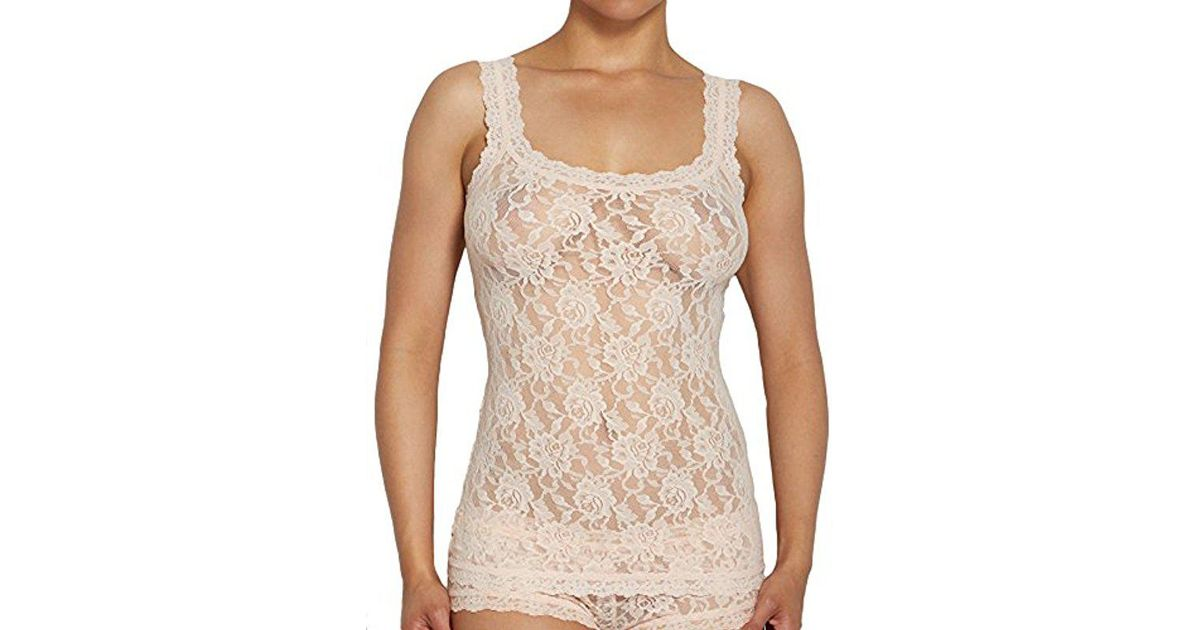 3b01848c3e0 Lyst - Hanky Panky Signature Lace Unlined Cami
