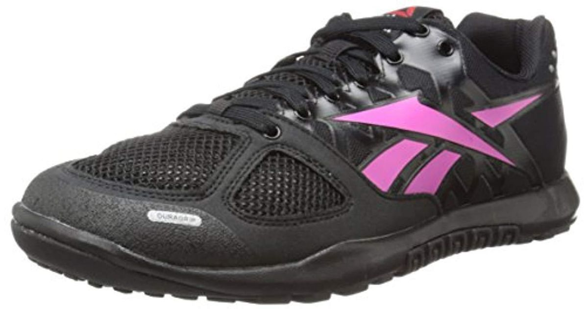 up-to-datestyling greatvarieties really cheap Reebok - Black Crossfit Nano 2.0 Training Shoe for Men - Lyst
