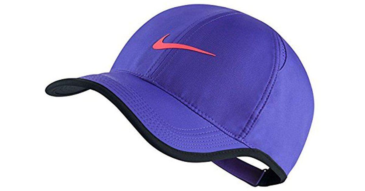 ee48dd292 Nike - Purple Unisex Aerobill Featherlight Cap for Men - Lyst