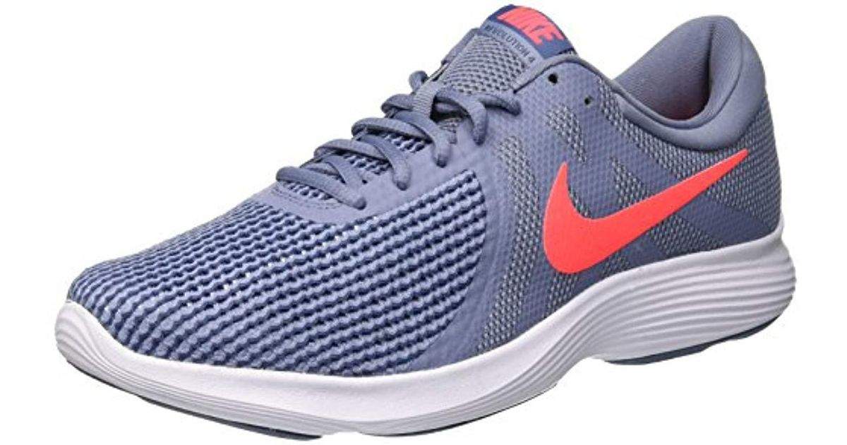 b2d4bf88f4a Nike Revolution 4 Eu Running Shoes in Gray for Men - Lyst