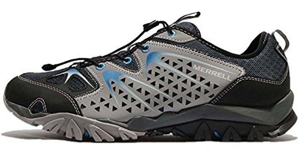 2b7b3a64e3e8 Lyst Merrell Capra Rapid Hiking Water Shoe For Men