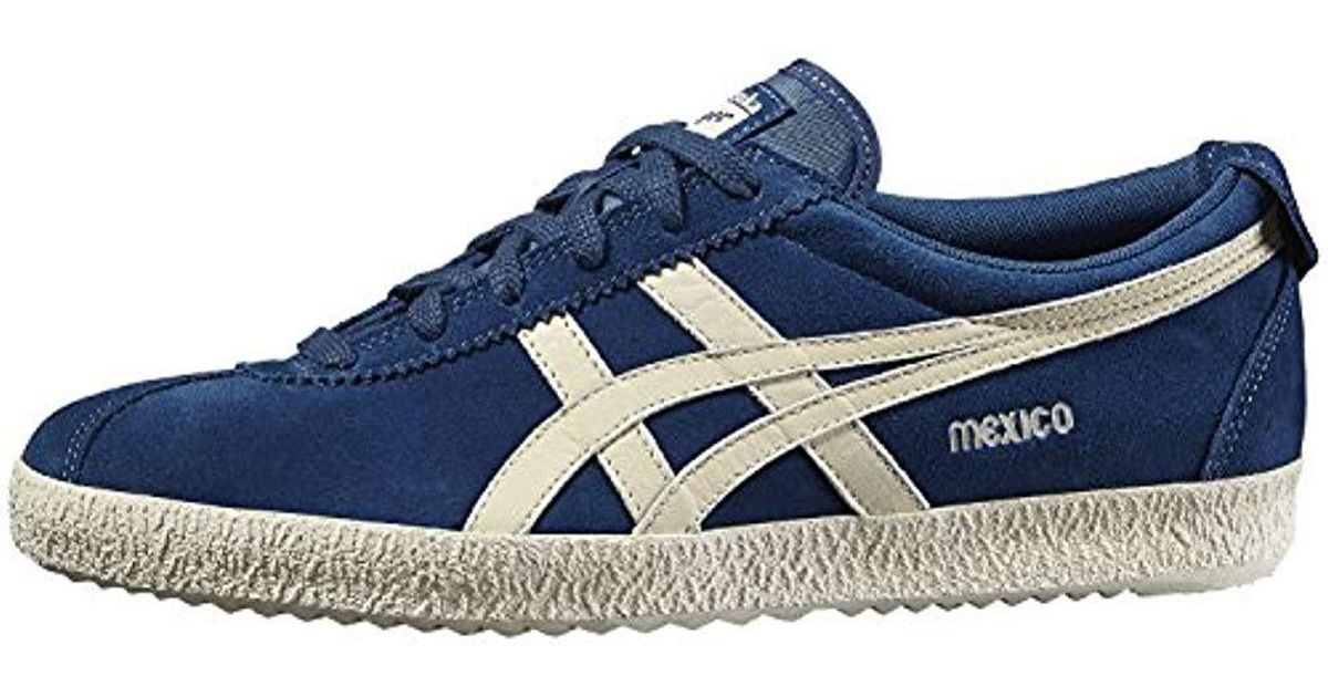 72602dcc719c Asics Unisex Adults  Mexico Delegation Low-top Sneakers in Blue - Lyst