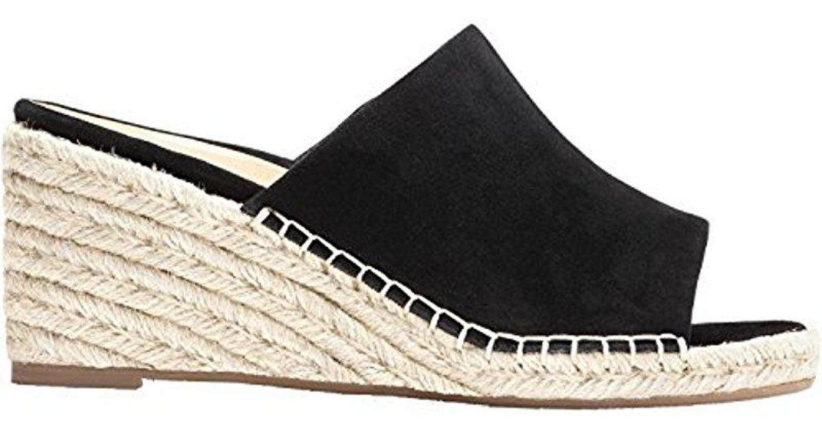 ae53195fc125 Lyst - Birkenstock Blue Footbed-arch Support Flat in Black