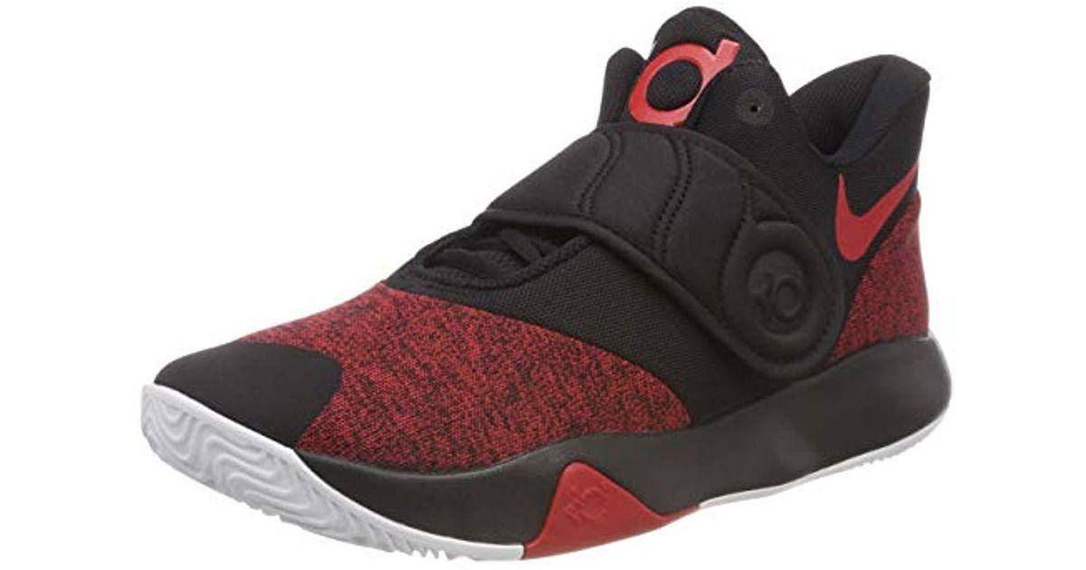 buy popular 7c465 c3a9b Nike  s Kd Trey 5 Vi Basketball Shoes in Black for Men - Lyst