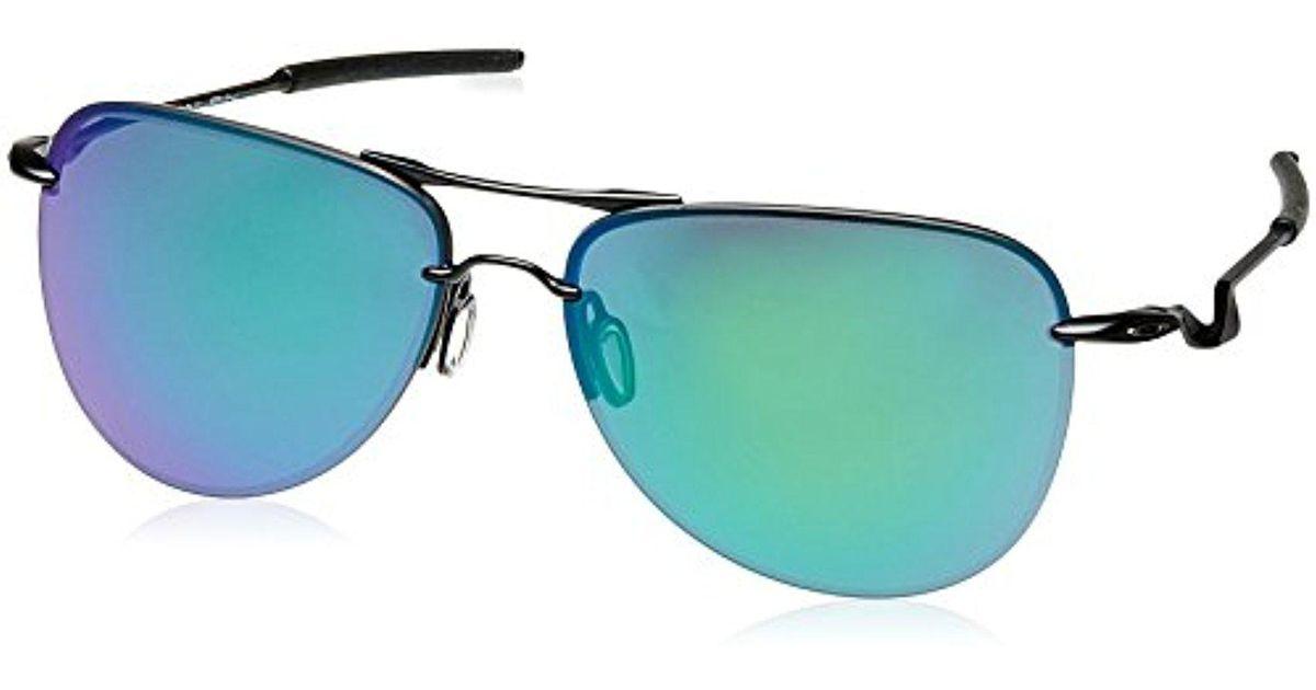 9687292a98 Lyst - Oakley Tailpin Aviator Sunglasses for Men