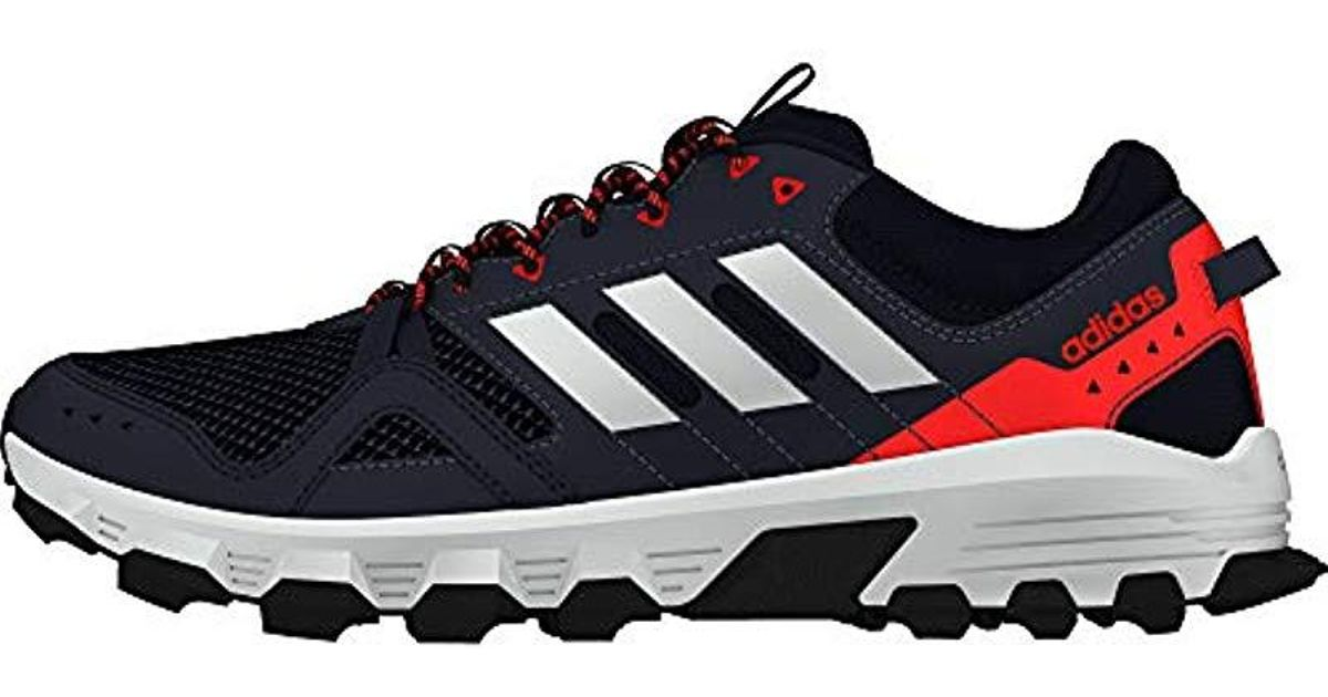 7cd7c600b1288 adidas Rockadia Trail Competition Running Shoes in Blue for Men - Lyst