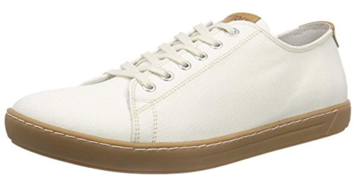 heißer verkauf rabatt Wert für Geld modisches und attraktives Paket Birkenstock - White Arran Damen, 's Low-top Sneakers - Lyst